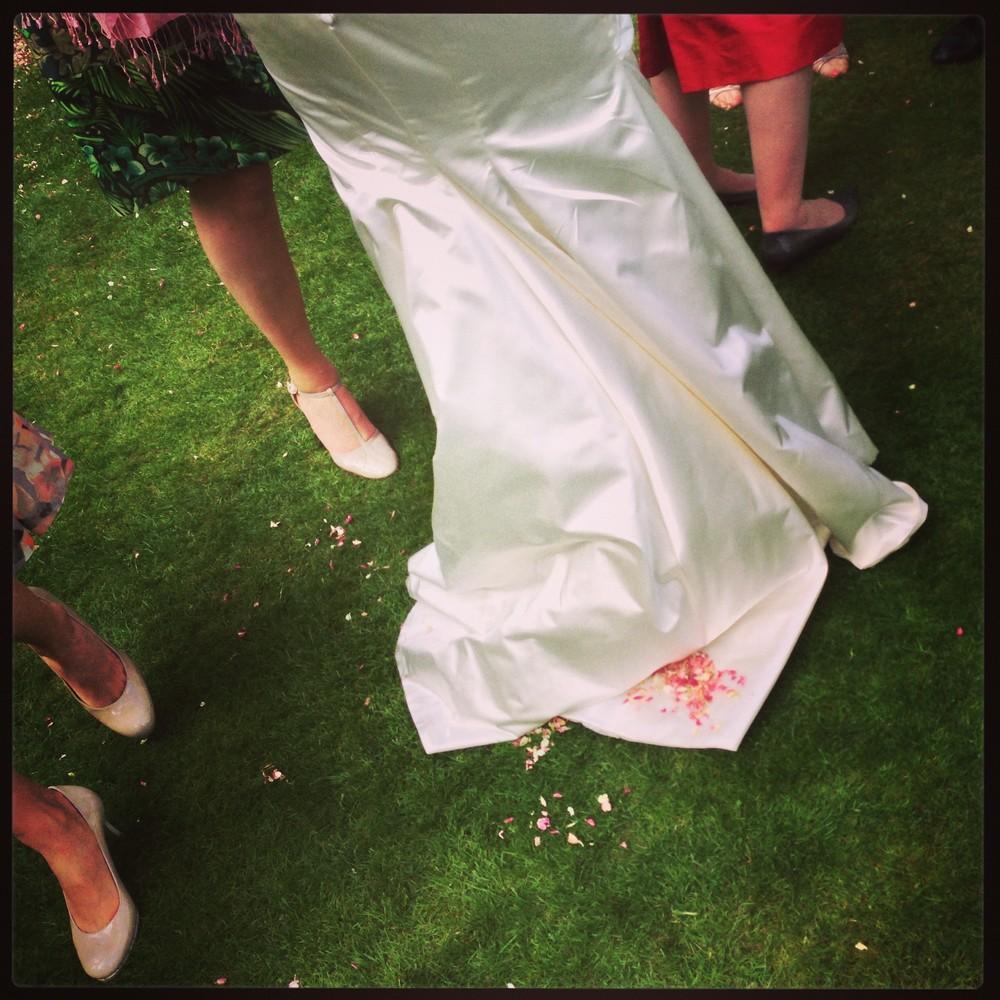 Bryllupsstemning