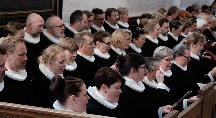 Præster til reformationsgudstjeneste
