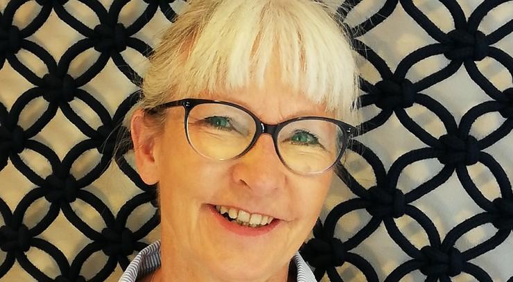 Religionspædagogisk konsulent for arbejdet med ældre Bodil Olesen