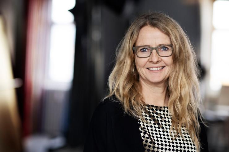 Mediekonsulent og redaktør Malene Bjerre