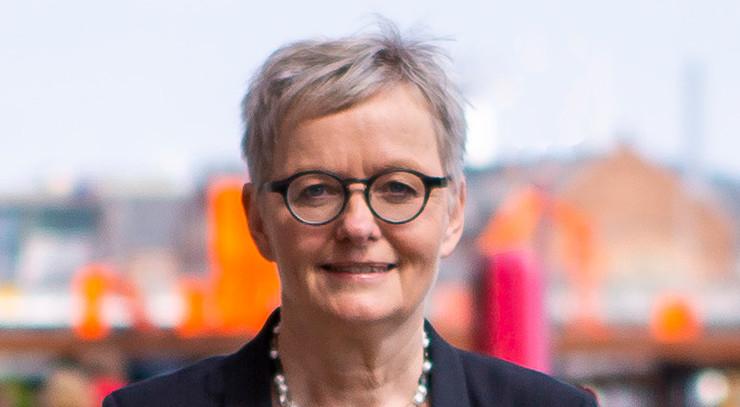 teologisk konsulent Eva Holmegaard Larsen