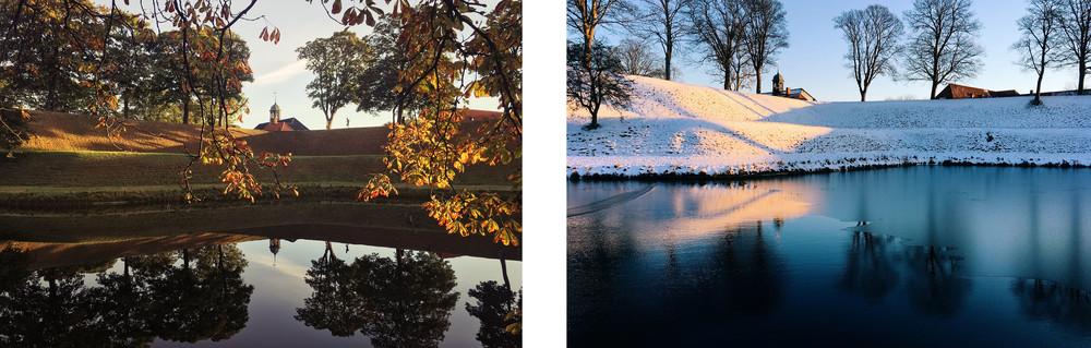 Skiftende årstider