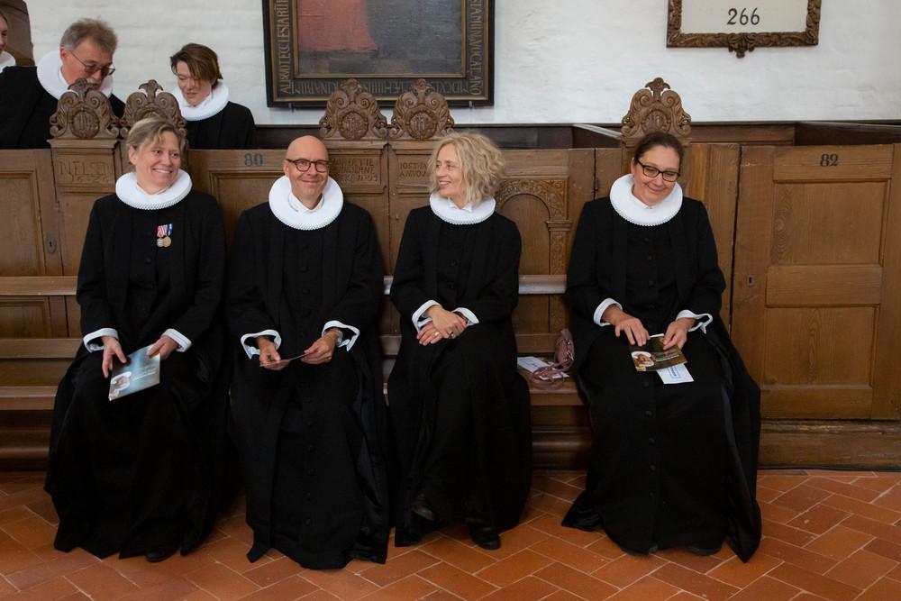4 præster der snakkede