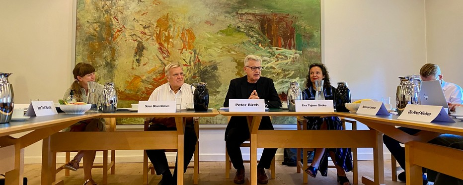møde i stiftsrådet