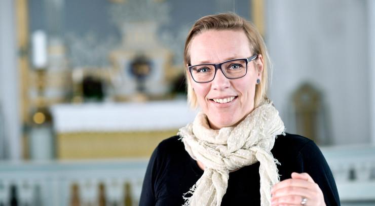 Religionspædagogisk konsulent Camilla Eriksen