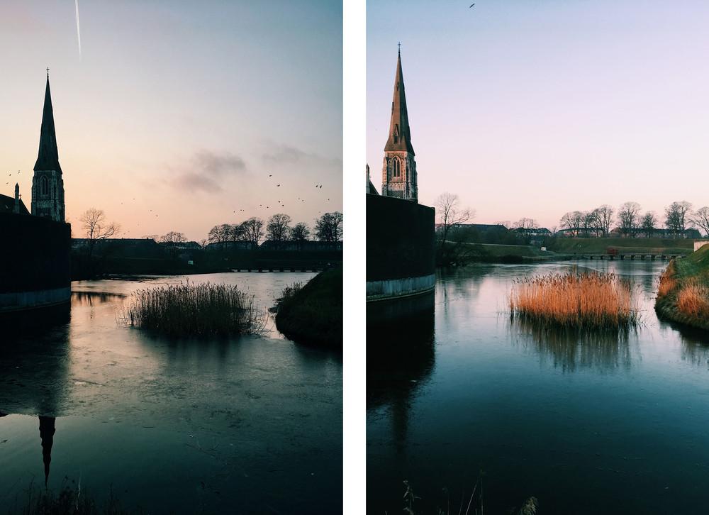 Aften og morgen