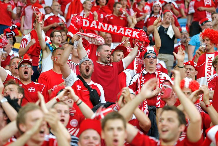 Danske fodboldfans