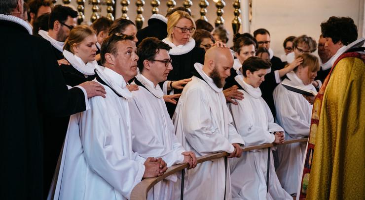Ordination i domkirken