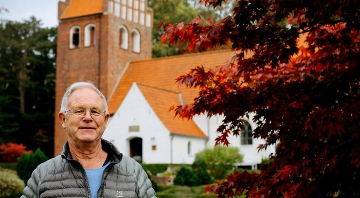 Døbt som 68-årig