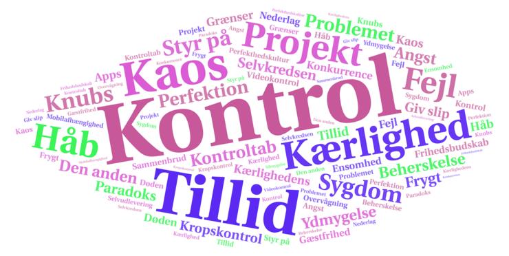 Ordsky om kontrol