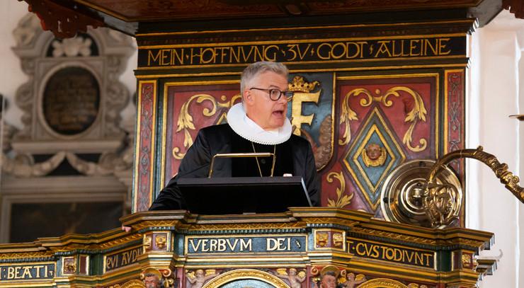 Peter Birch i Domkirken