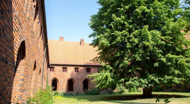Fratergården i Vor Frue Kloster, Helsingør