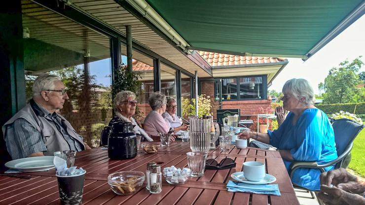 Sommerfrokost i Risbjerg Kirke