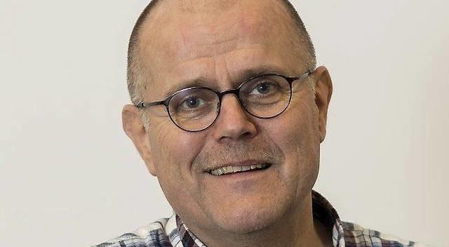 Diakonikonsulent Thyge Enevoldsen