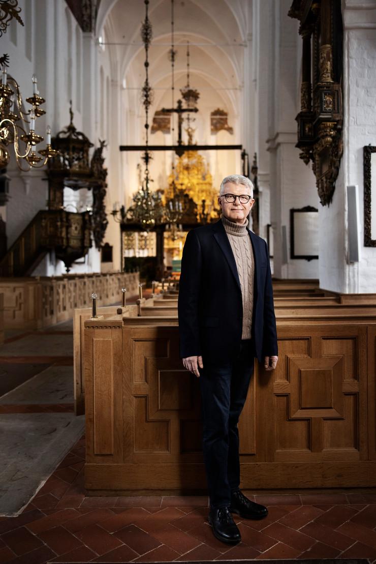 Biskop Peter Birch i Helsingør Domkirke