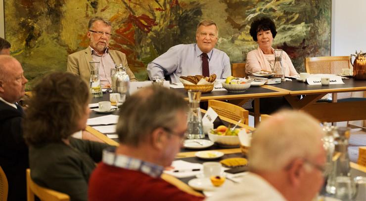 Stiftsrådet holder møde