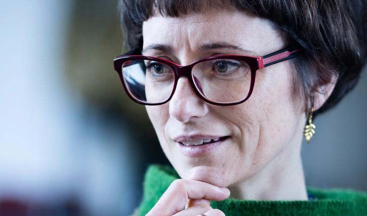 Konsulent til menighedsråd Hanne Uhre Hansen