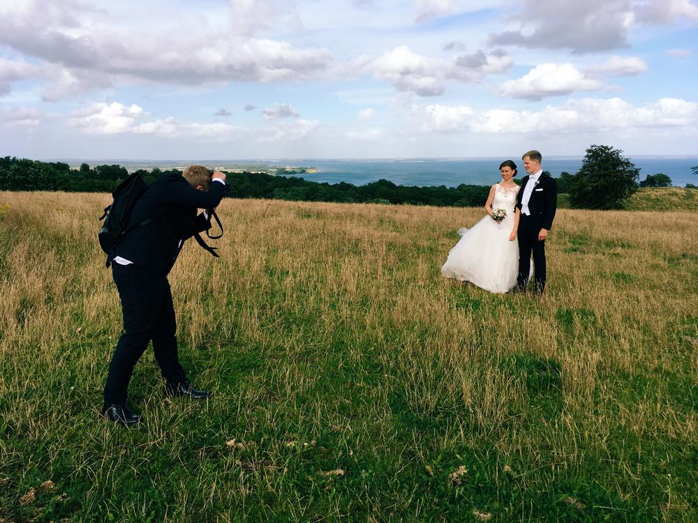 Fotografer fotografen